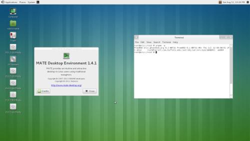 GhostBSD 10.3: lo sviluppo continua