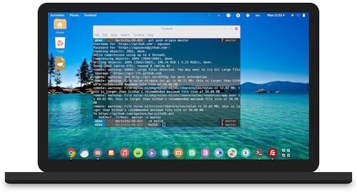 Apricity OS supera i 100.000 download