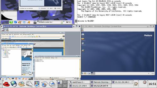 Xen Project 4.7: nuove funzionalità per la virtualizzazione
