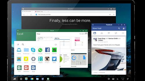 Android 6 su PC con Remix OS 3.0