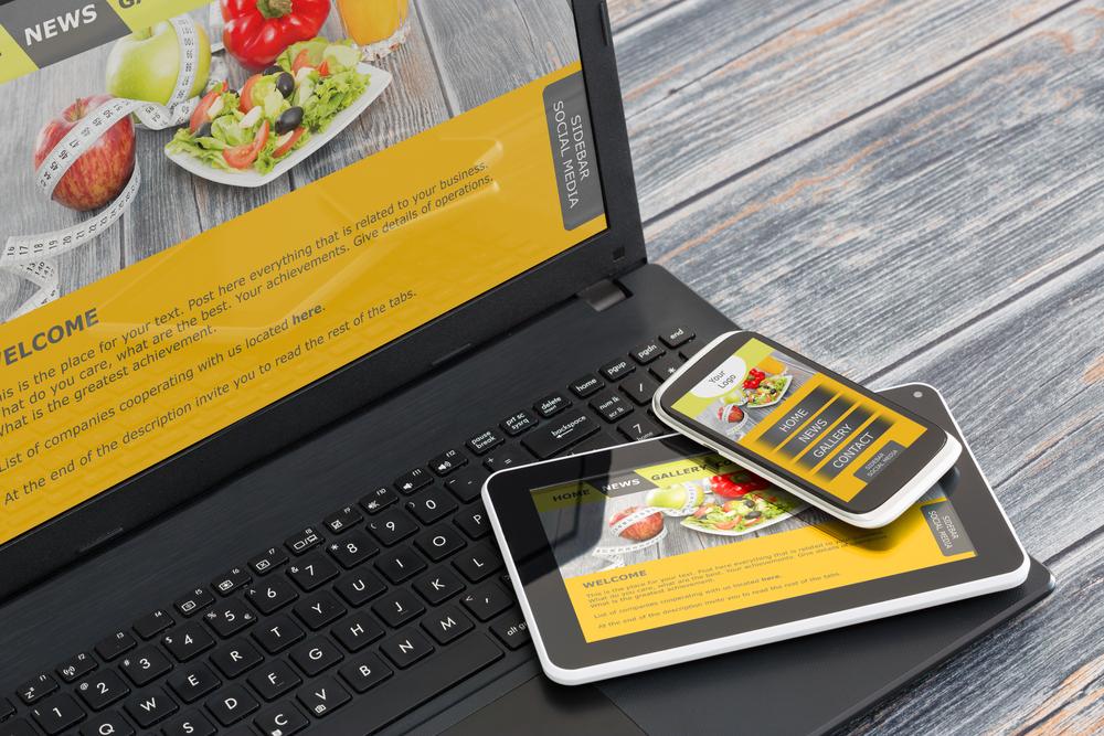 5 template gratuiti per siti Web responsive