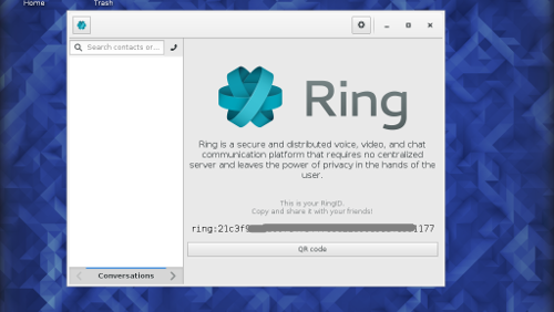 Ring: alternativa open source a Skype