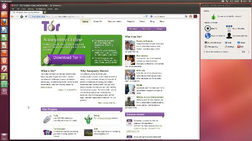 Tor si allea con Debian