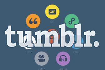 Tumblr: download, installazione e guida all'utilizzo