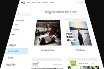 Creare un sito web con Wix: la guida