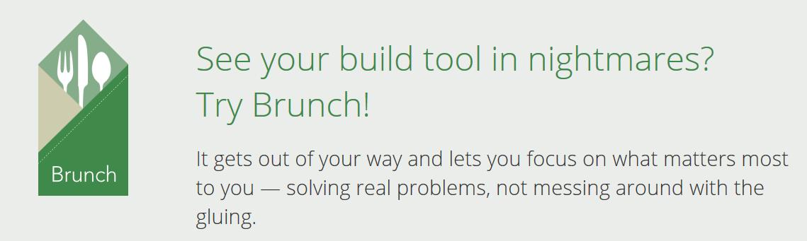 Brunch: HTML5 assembler per generare siti statici