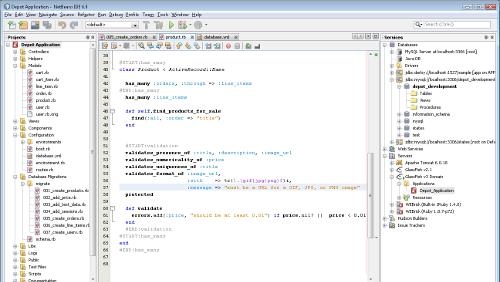 NetBeans: Oracle non abbandonerà l'IDE