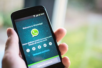 WhatsApp: scrivere in grassetto, barrato e corsivo
