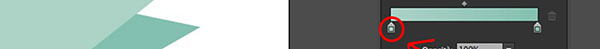 Pannello Sfumatura: Opacità e Percentuale