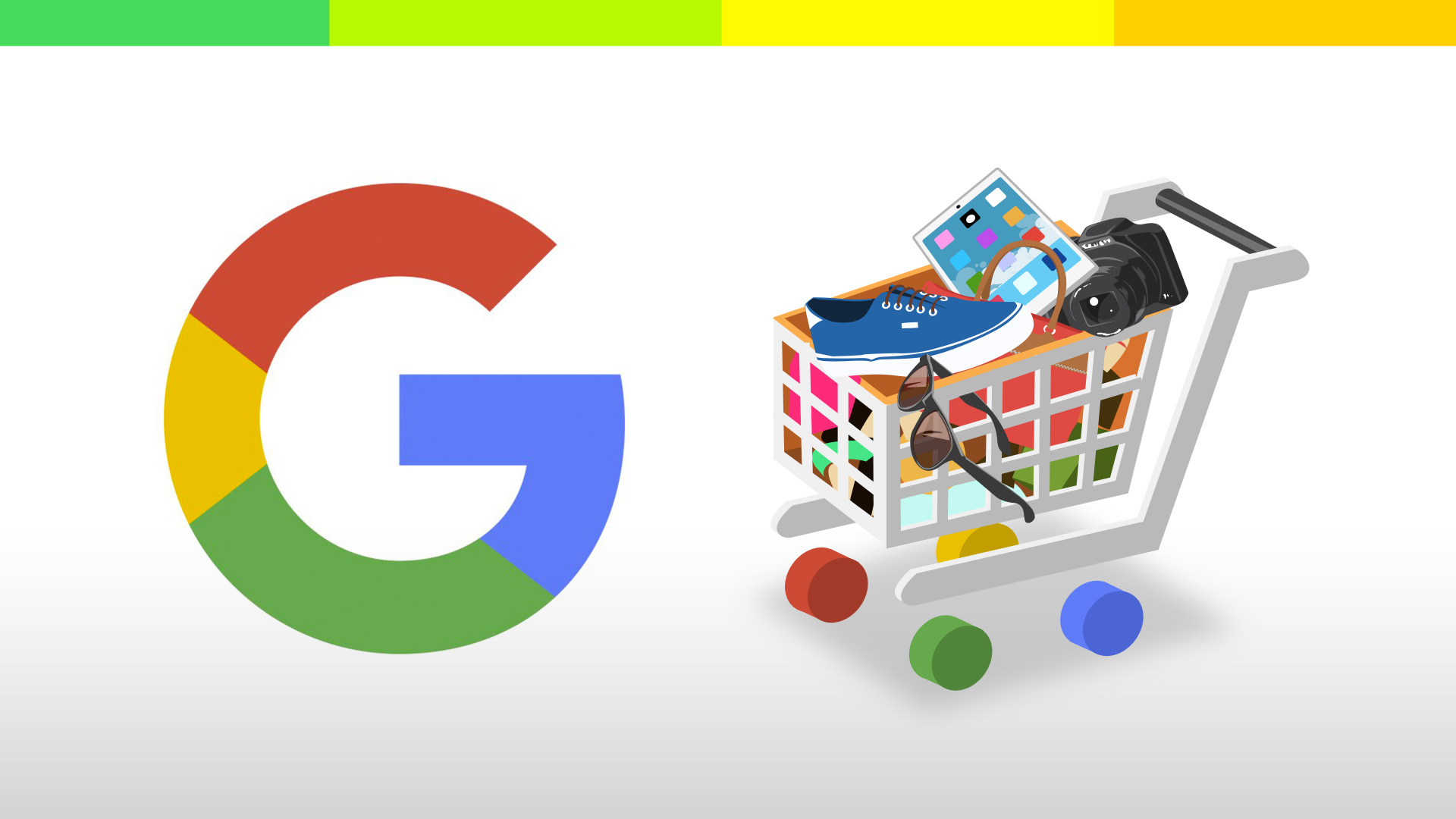 PrestaShop si integra (gratis) con Google Shopping