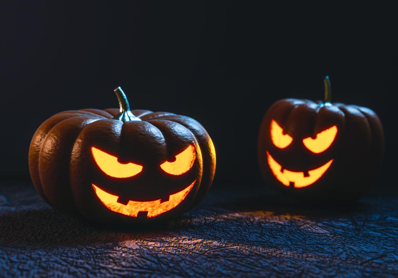 Halloween: i migliori pennelli per Photoshop