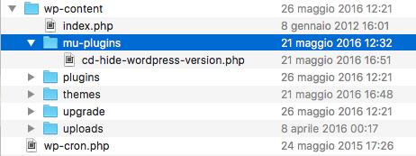 Must-use plugins