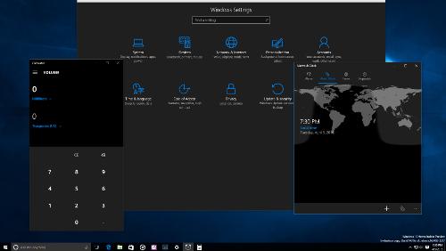 Windows 10 con emulatore x86 su ARM64?