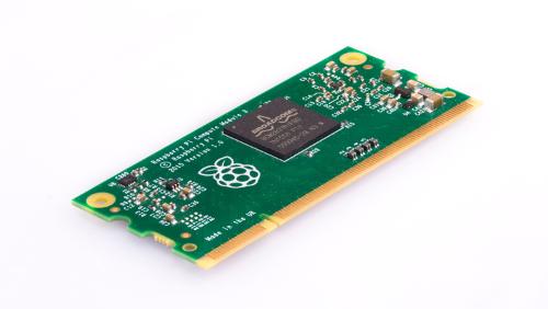 Raspberry Pi Compute Module 3 per l'IoT e la domotica