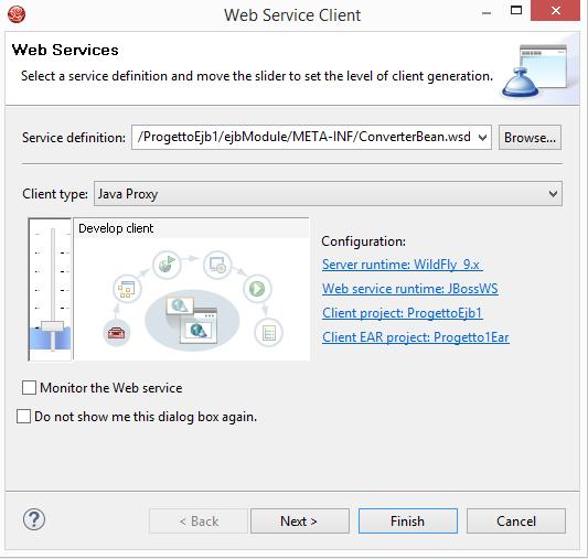Web Service Client