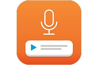 Wrappup Smart Voice Recorder