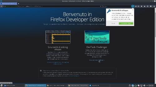 Firefox Developer Edition: installazione su Linux