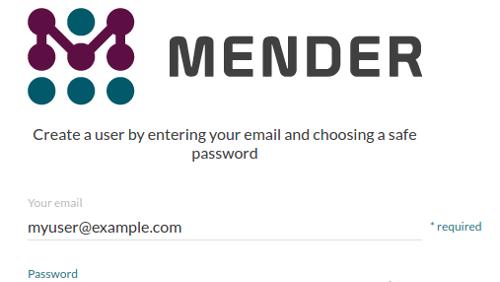Mender: OTA updater per Linux device embedded