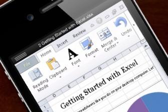 Excel gratis per Smartphone: download e funzioni base