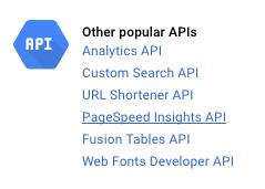 La libreria delle API di Google