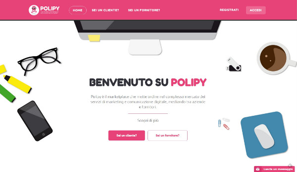 Interfaccia Polipy