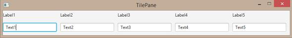 TilePane