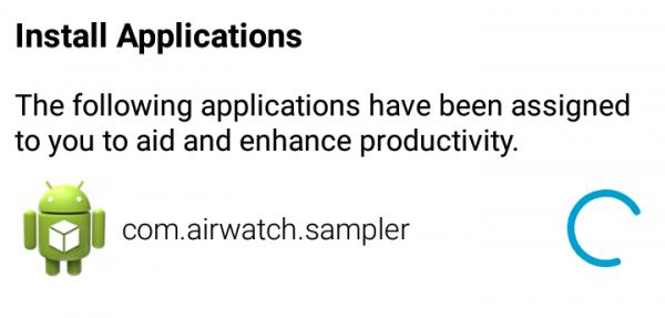 Installazione Applicazioni Consentite
