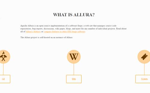 Gestire codice e repository con Apache Allura