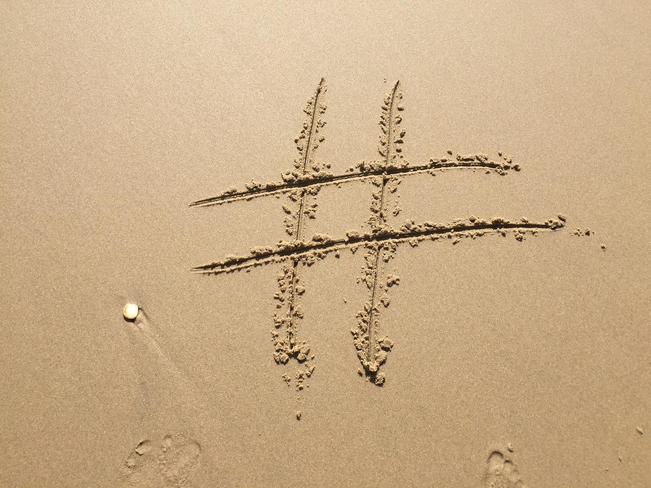 Hashtag: cosa fare e cosa evitare