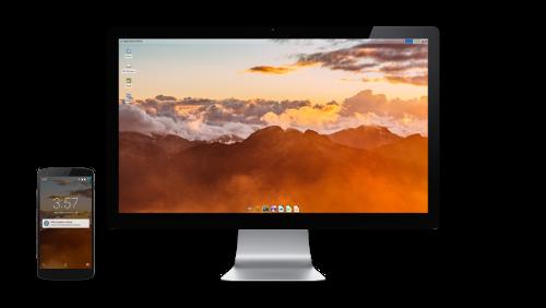 Maru OS: lo smartphone diventa un PC
