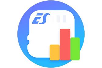 ES Disk Analyzer: Storage Space