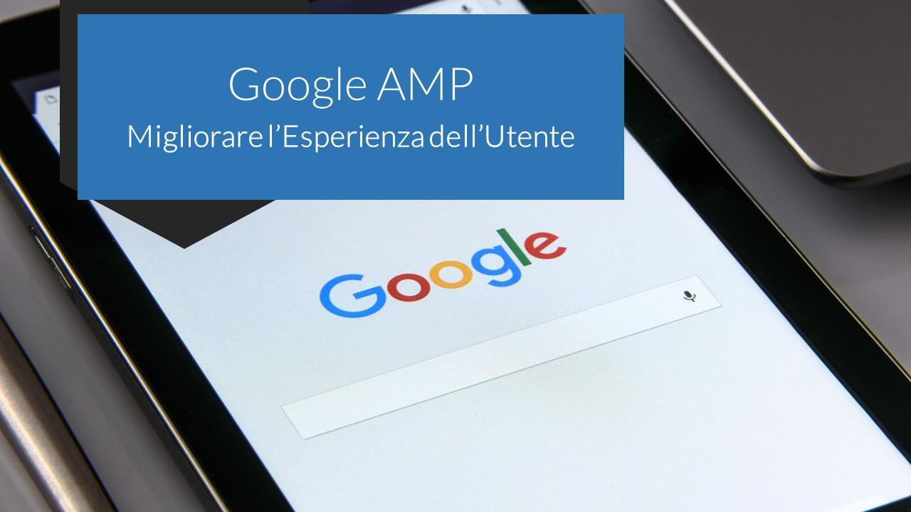 Google AMP: quando tutto il Web diventa Google