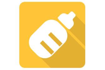 L'allattamento al seno gratis. Diario del bebè