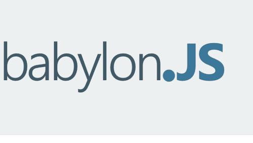 UI 3D animate con BabylonJS 3.0