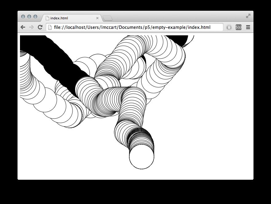 p5JS: JavaScript per educatori, artisti e designer
