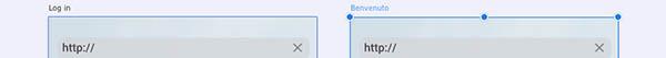 Applicazione ed effetti della pagina mastro