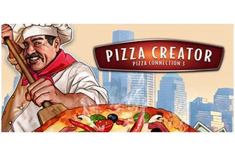 Pizza Connection 3: Pizza Creator