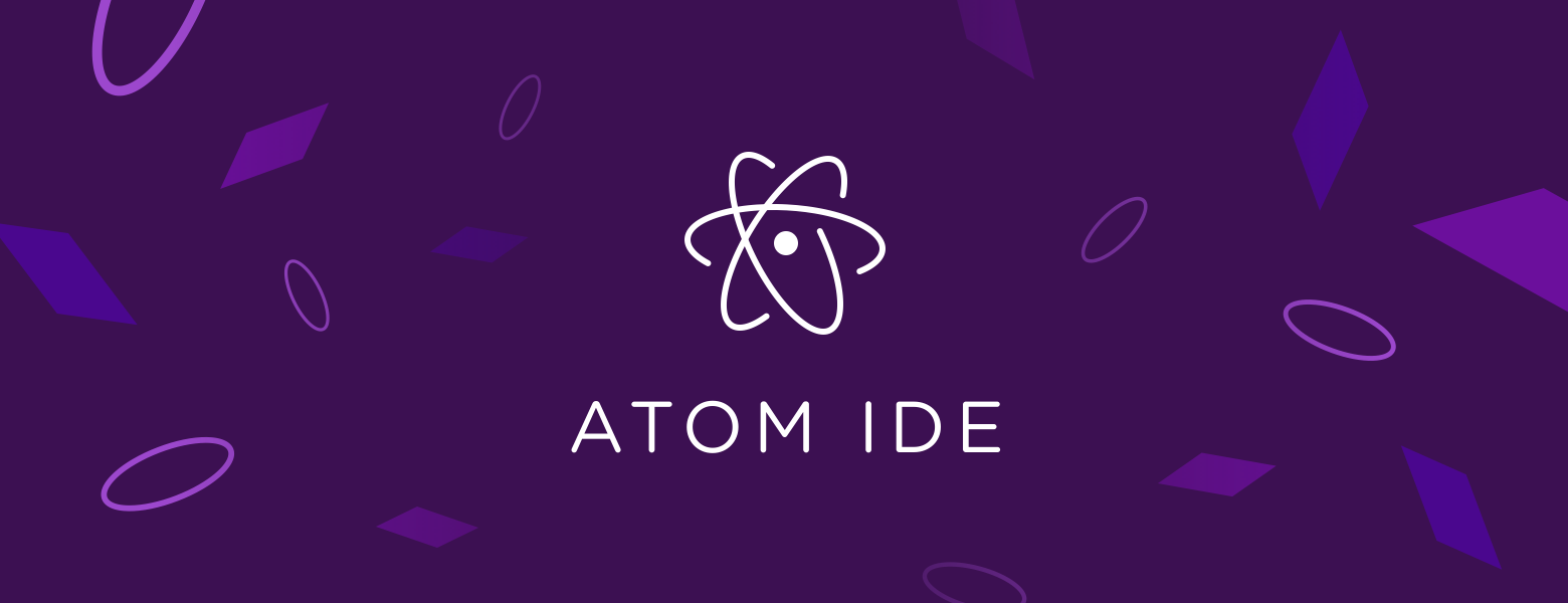 Atom Editor diventa Atom-IDE