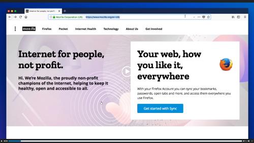 Firefox 57: nuova UI e nuovo CSS engine