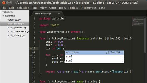 Go Vs.Python