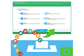 Green Data Recovery Pro