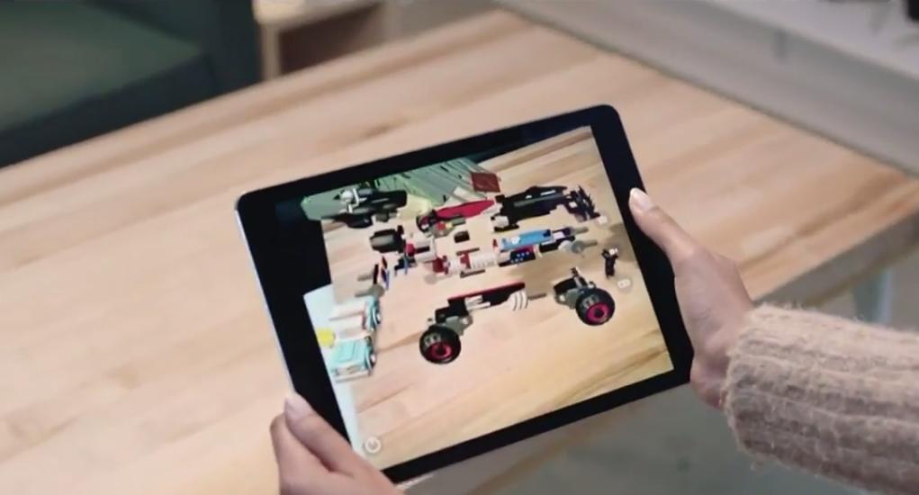 ARKit, la Realtà Aumentata secondo Apple