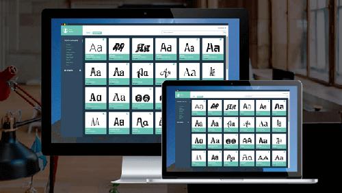 Letrs: un Font Manager Cloud-Based per gli sviluppatori