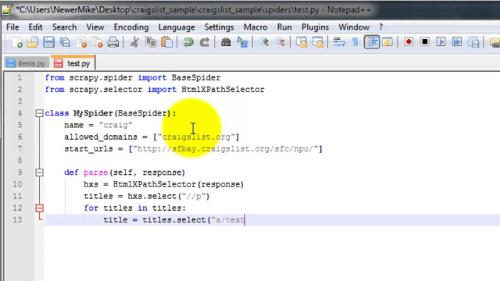 Python: 3 soluzioni per implementare scraping tool