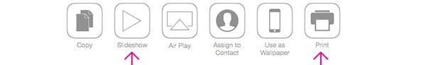Icone per mobile