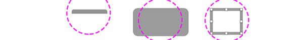 Forme che compongono l'icona