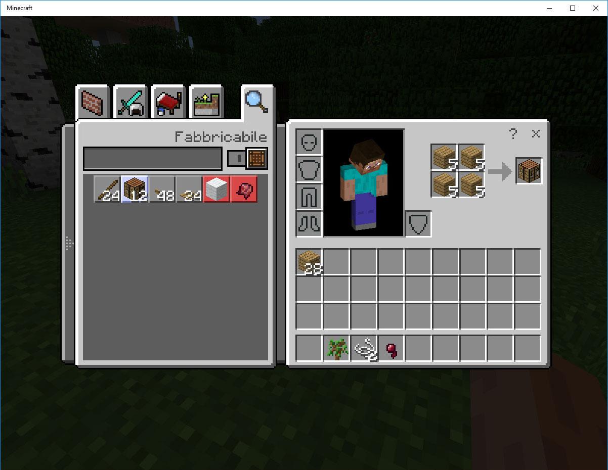 Tavolo Da Lavoro In Minecraft : Guida per craftare in minecraft banco da lavoro wattpad
