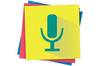Note Vocali: Registrazione rapida delle idee