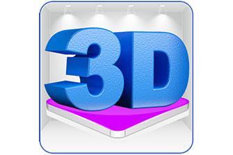 Testo 3D sulle foto