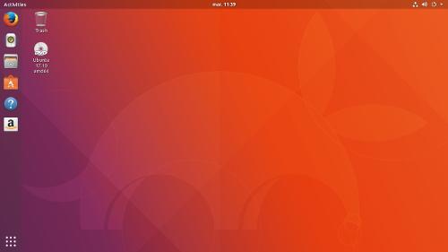 Ubuntu 17.10, la prima dopo la fine di Unity